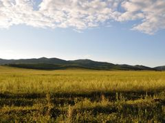 Горы на закате (04.08.2010) - Mountains on a decline by <b>Ivan (DFII)</b> ( a Panoramio image )