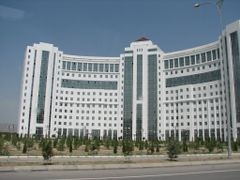 Ashgabat, TURKMENISTAN by <b>BALADAR</b> ( a Panoramio image )