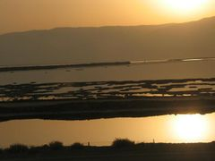Dead Sea Sunrise by <b>Stellamare</b> ( a Panoramio image )