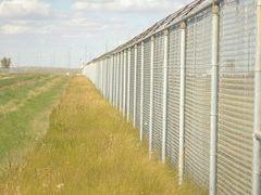 Saskatoon Airport Fence by <b>pozzy</b> ( a Panoramio image )