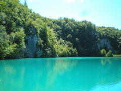 Plitvice kek- Plitvice blue by <b>greffa</b> ( a Panoramio image )