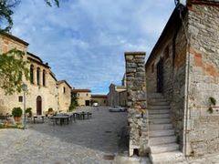 Fattoria Titignano by <b>Wernerandreas</b> ( a Panoramio image )