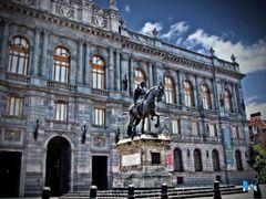 Mexico, D.F., Delegacion Cuauhtemoc, Museo Nacional de Arte | MU by <b>Pecg17</b> ( a Panoramio image )