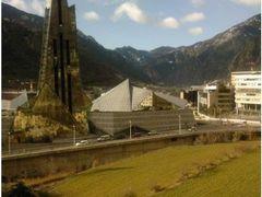 Caldea- Andorra Escaldes Engordany by <b>Guto-Mantua</b> ( a Panoramio image )