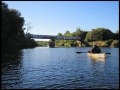 Railroad Bridge at Iron City by <b>L. Wray Dillard</b> ( a Panoramio image )