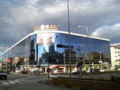 Trgovski centar by <b>B.Pejchinov</b> ( a Panoramio image )