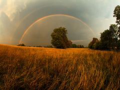 Rainbow after the Storm by <b>Scott Gore</b> ( a Panoramio image )