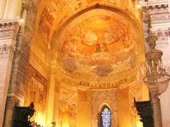 """L""""altare maggiore del duomo di Catania by <b>maria concetta maugeri</b> ( a Panoramio image )"""