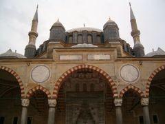 Edirne: Selimiye Mosque by <b>Ilker Mangaltepe</b> ( a Panoramio image )