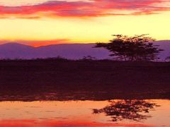 Sweet sunset colours by <b>Neim Sejfuli ?</b> ( a Panoramio image )
