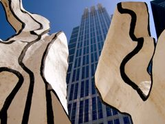 """scultura """"LA BESTIA"""" a chicago by <b>renatoagostini10</b> ( a Panoramio image )"""