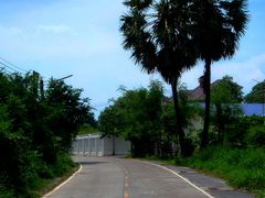 Small road in Ban Ang Sila by <b>WiJarn</b> ( a Panoramio image )