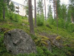 Boulders at highest sea level at Taivaanpankko, July 2008 by <b>hronty</b> ( a Panoramio image )