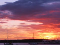 Sunset Charleston by <b>livingworld</b> ( a Panoramio image )