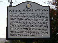 Bostick Female Academy by <b>hughmorris</b> ( a Panoramio image )