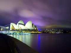 High resolution photograph of Sydney Opera house by <b>VFedele</b> ( a Panoramio image )