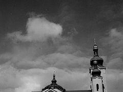 Dark Church by <b>uricacid</b> ( a Panoramio image )