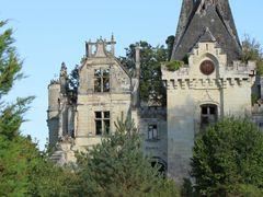 Chateau de la Mothe-Chandeniers by <b>Patrice Duvivier</b> ( a Panoramio image )
