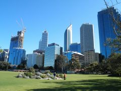 City of Perth by <b>sugarbag1</b> ( a Panoramio image )