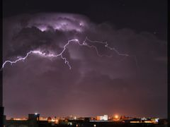 orage a ksibet by <b>Ahmed-777-</b> ( a Panoramio image )