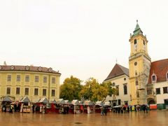 Main square, Bratislava°MYSELF° by <b>Ivan Berta</b> ( a Panoramio image )