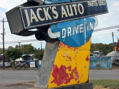 "Jack""s Used Auto Parts by <b>Peter Bond</b> ( a Panoramio image )"
