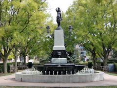 Kilgour Fountain by <b>Peter Bond</b> ( a Panoramio image )