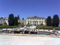 Palacio Nacional de Queluz by <b>Rafael Anglada</b> ( a Panoramio image )