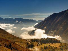 Nebel uber Heiligenblut by <b>Hartl</b> ( a Panoramio image )