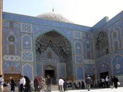Isfahan - Iran by <b>Mandana Fard</b> ( a Panoramio image )