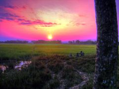 Sun Rise by <b>Shaikh Aslam Goni</b> ( a Panoramio image )