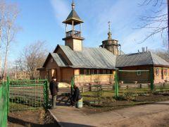 Деревянная церков by <b>nkama</b> ( a Panoramio image )