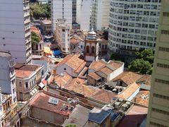 Largo de Santa Rita - Vista do Hotel by <b>Eri Martins</b> ( a Panoramio image )