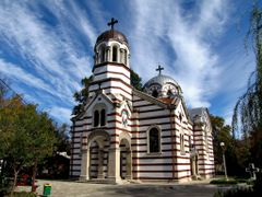 "Dobrich, Church ""Holy Trinity"", Църквата ""Св. Троица"" 1912 год. by <b>aticank</b> ( a Panoramio image )"