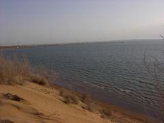 Shardara res. by <b>lobsov</b> ( a Panoramio image )
