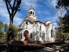 "Dobrich, New church ""St. Kliment Ochridsky"" by <b>aticank</b> ( a Panoramio image )"