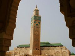 Tallest minaret in the world - 210m by <b>Alexandru Ioan</b> ( a Panoramio image )