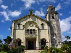 Bilar Church by <b>Luc Valencia</b> ( a Panoramio image )