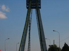 Danube-Black Sea-canal bridge by <b>Denes Laszlo</b> ( a Panoramio image )