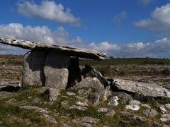 Poulnabrone Dolmen by <b>inessa.ie</b> ( a Panoramio image )