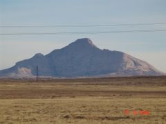 BekTau-Ata Pik distance 12 km by <b>Yuriy Syvakov</b> ( a Panoramio image )