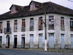 Sao Tome e Principe : Trindade by <b>Dominique Hazard</b> ( a Panoramio image )