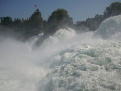 Rheinfall view-big splash by <b>dana ciszewska</b> ( a Panoramio image )