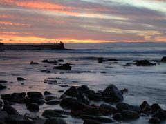 Sunset at La Jolla by <b>Danielcarlsbad</b> ( a Panoramio image )