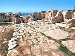 Malta: Mnajdra Temple, Terrace by <b>Klaus Rommel</b> ( a Panoramio image )
