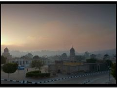 Le Caire, petit matin by <b>Olivier Faugeras</b> ( a Panoramio image )