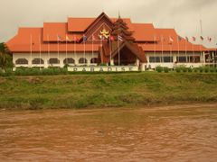 Casino Burma site, Golden Triangle  by <b>Uwe Werner</b> ( a Panoramio image )