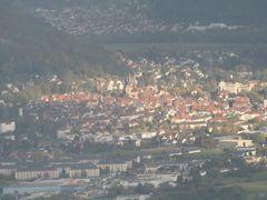 Gelnhausen in der Ferne by <b>Karl0507</b> ( a Panoramio image )