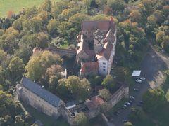 Ronneburg von oben by <b>Karl0507</b> ( a Panoramio image )