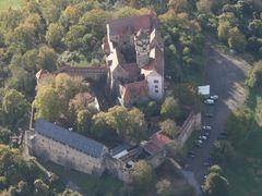 Ronneburg von oben by <b>Thomas Esch</b> ( a Panoramio image )